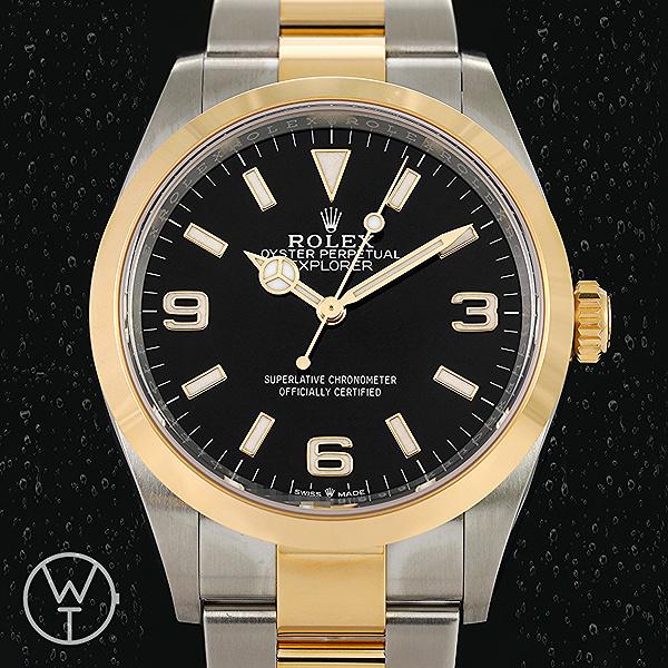 ROLEX Explorer Ref. 124273