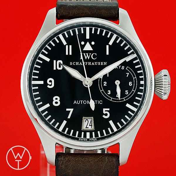 IWC Fliegeruhr Ref. IW5002