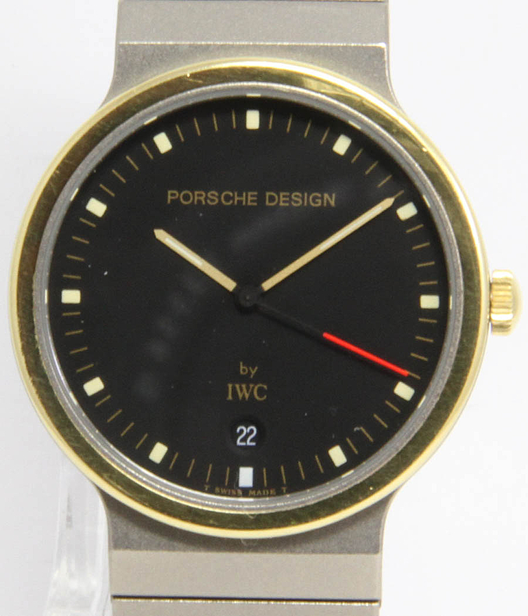 PORSCHE DESIGN by IWC Ref. 3336