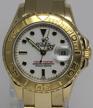 Rolex Yacht Master Ref. 69628 Jahr 1999 Herrenuhren, Damenuhren | Meertz World of Time