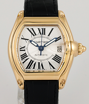 Cartier Roadster  Ref. 2524 year 2002 Gents Watches, Ladies Watches | Meertz World of Time