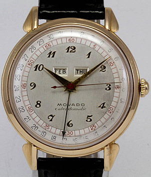 Movado Ref. 6203 Jahr 1950 Herrenuhren, Vintage | Meertz World of Time