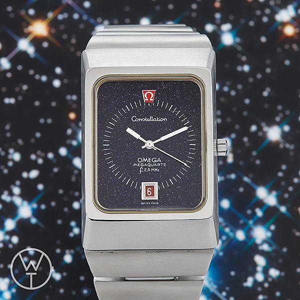 OMEGA Constellation Stardust Ref. 196.0013