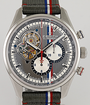 Zenith Chronomaster Tour Auto Ref. 03.2046.4061/91.C769 year 2016 Gents Watches | Meertz World of Time