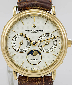 Vacheron Constantin Patrimony Ref. 46009/000J Jahr 1995 Herrenuhren | Meertz World of Time