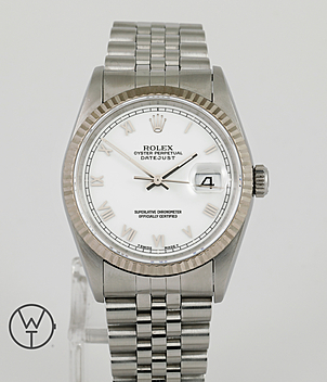 Rolex Datejust Ref. 16234 Jahr 1997 Herrenuhren, Damenuhren | Meertz World of Time