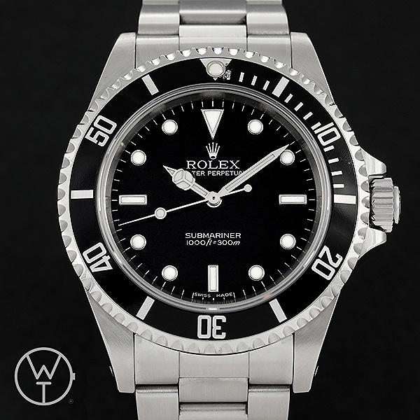 ROLEX Submariner Ref. 14060 M