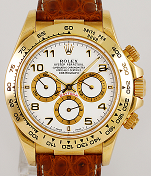 Rolex Daytona Cosmograph Ref. 16518 Jahr 1997 Herrenuhren | Meertz World of Time