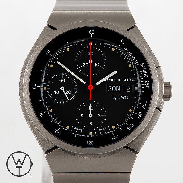 PORSCHE DESIGN by IWC Ref. 3704