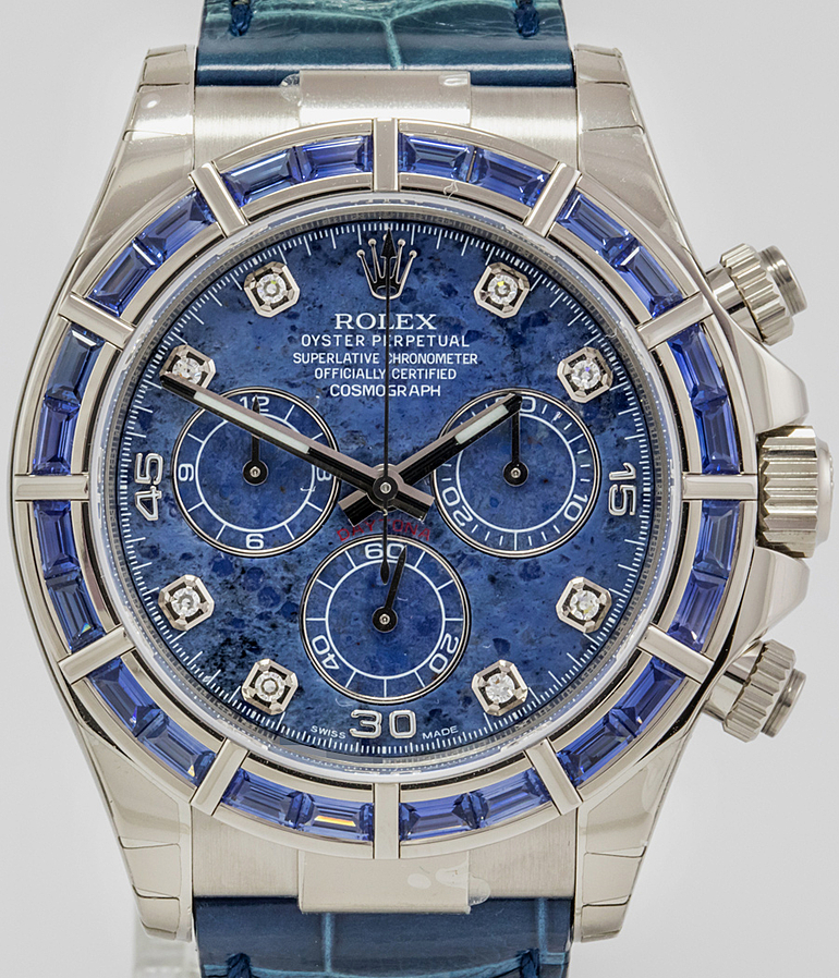 Rolex Daytona Cosmograph RefId 116589 SALV year 2017 Gents Watches, Ladies Watches | Meertz World of Time