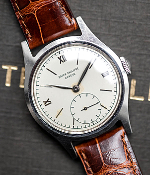 Patek Philippe Ref. 565 Jahr 1951 Herrenuhren, Vintage | Meertz World of Time