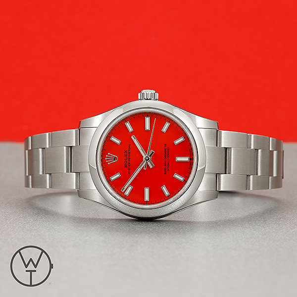 ROLEX Oyster Perpetual 31 Ref. 277200
