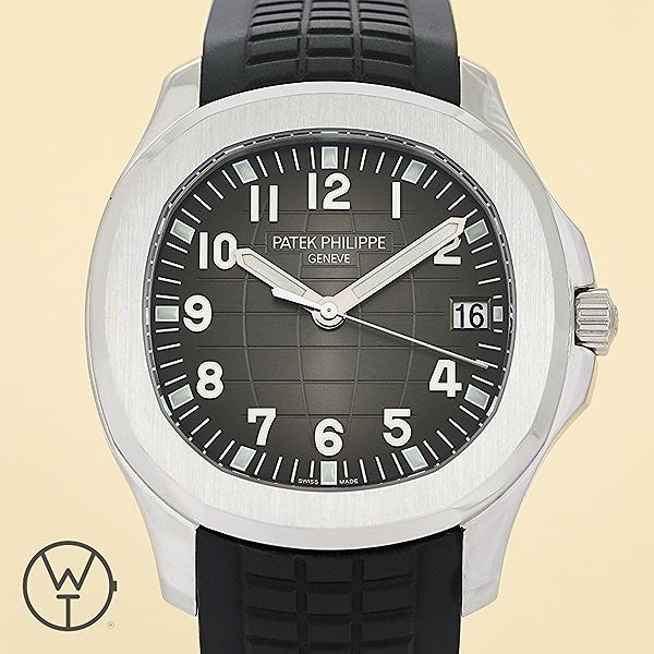 PATEK PHILIPPE Aquanaut Ref. 5167A-001