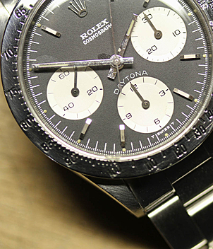 Rolex Vintage Daytona Cosmograph Ref. 6262 Jahr 1969 Herrenuhren | Meertz World of Time