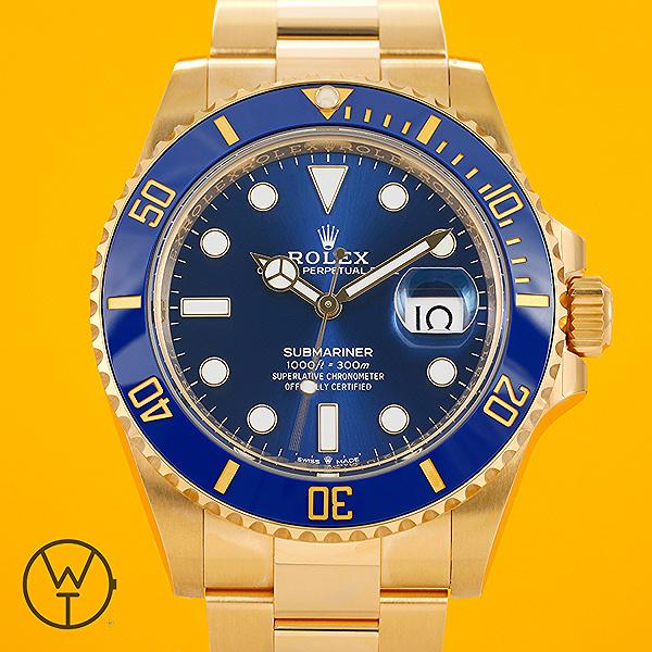ROLEX Submariner Ref. 126618LB