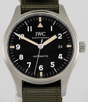 IWC Aviator watch Ref. IW327007 year 2018 Gents Watches | Meertz World of Time