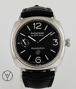 Panerai Radiomir Black Seal Ref. PAM 380 year 2019 Gents Watches | Meertz World of Time