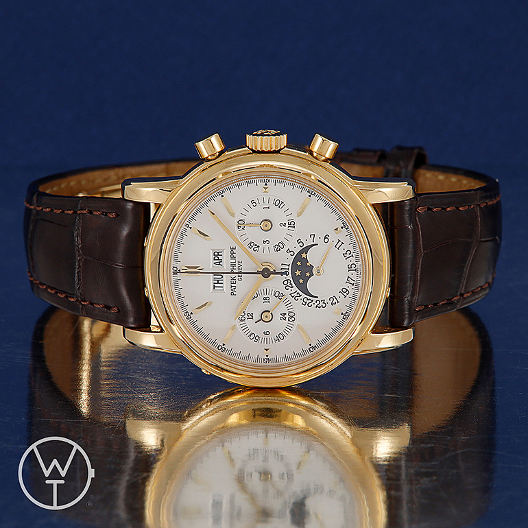 PATEK PHILIPPE Grand Complications Ref. 3970 J