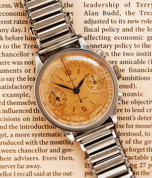 Rolex Vintage Chronographe Ref. 2508 year 1938 Gents Watches | Meertz World of Time