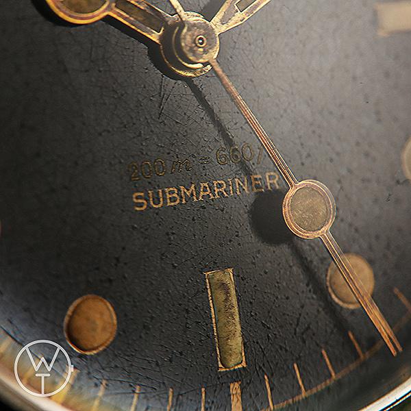 ROLEX Submariner Ref. 5510