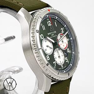 Breitling Aviator Ref. AB01192A1L1X2