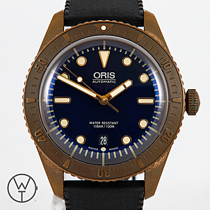 ORIS Carl Brashear Ref. 733 7720 3185