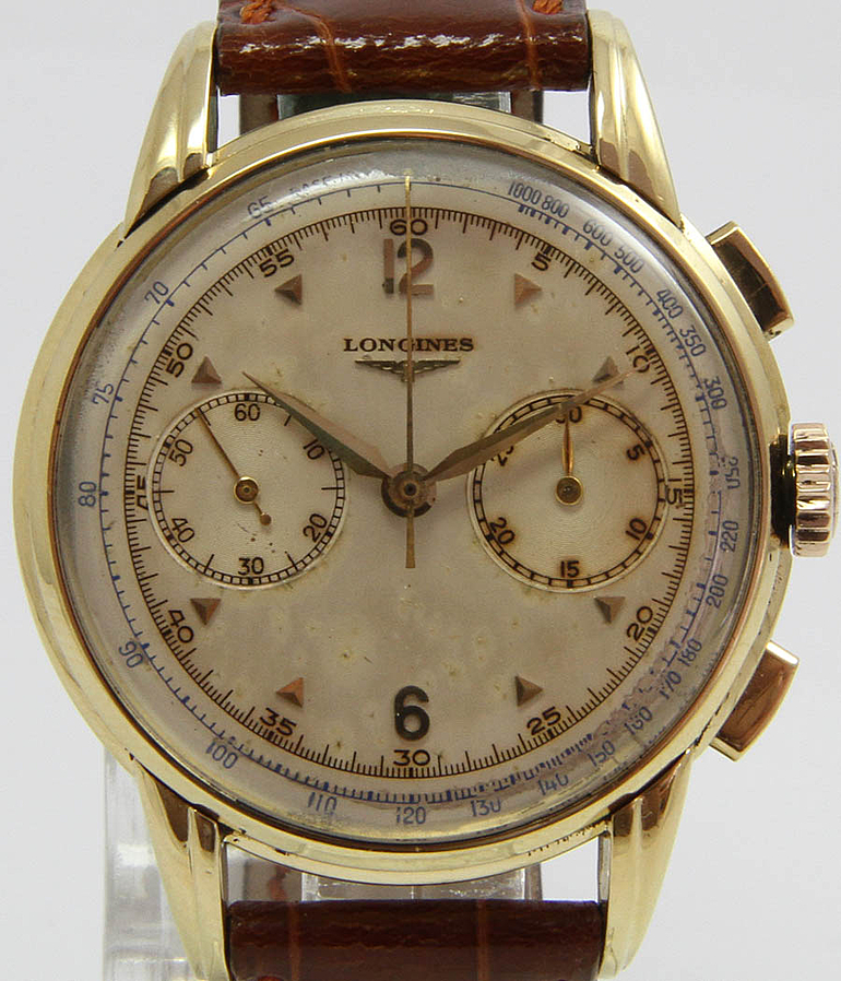 Longines year 1955 Gents Watches, Vintage | Meertz World of Time