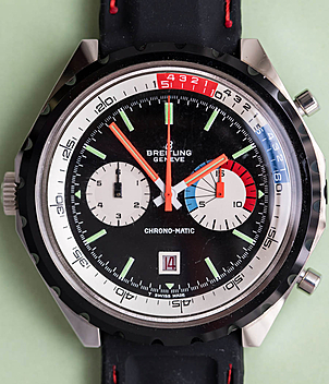 Breitling Chrono-Matic Ref. 7651 Jahr 1970 Herrenuhren, Vintage | Meertz World of Time