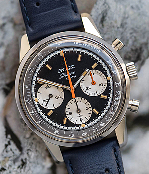 Enicar Sherpa year 1968 Gents Watches, Vintage | Meertz World of Time