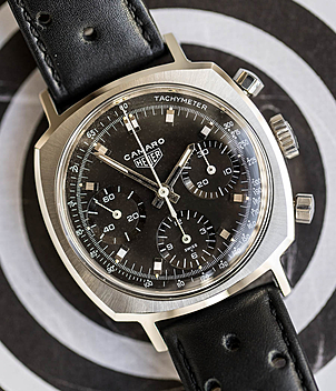 Heuer Camaro Ref. 7220 T Herrenuhren, Vintage | Meertz World of Time