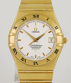 Omega Constellation Ref. 11023000 year 2000 Gents Watches | Meertz World of Time