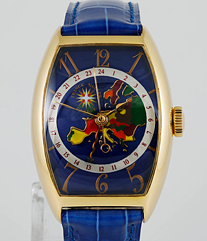 Franck Muller Casablanca Ref. 5850WW Jahr 2000 Herrenuhren, Damenuhren | Meertz World of Time