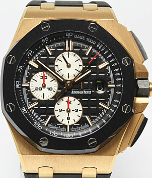 Audemars Piguet Royal Oak Offshore Ref. 26400RO.OO.A002CA.01 year 2013 Gents Watches | Meertz World of Time