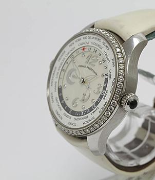 GIRARD-PERREGAUX Worldtimer Ref. 49860