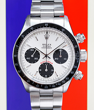Rolex Vintage Daytona Cosmograph Ref. 6263 year 1980 Gents Watches | Meertz World of Time