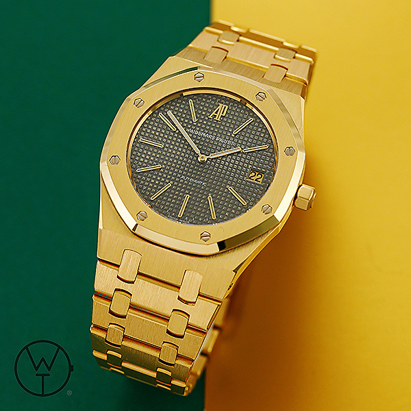 AUDEMARS PIGUET Royal Oak Ref. 14802BA.OO.0944BA.01