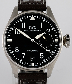IWC Aviator watch Ref. 5004 year 2007 Gents Watches | Meertz World of Time