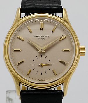 Patek Philippe Calatrava Ref. 3923 Jahr 1995 Herrenuhren | Meertz World of Time
