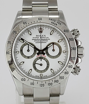 Rolex Daytona Cosmograph Ref. 116520 Jahr 2007 Herrenuhren | Meertz World of Time