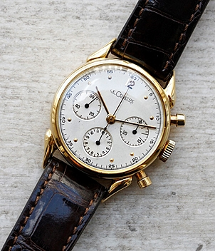 Jaeger LeCoultre year ca. 1950 Gents Watches, Vintage | Meertz World of Time