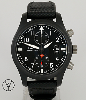 IWC Aviator watch Ref. 3880 year 2014 Gents Watches | Meertz World of Time