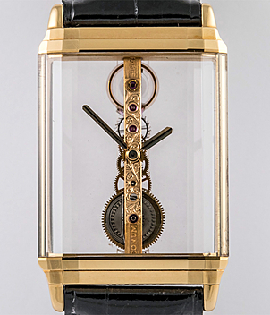 Corum Golden Bridge Ref. 1385056 year 1999 Gents Watches, Ladies Watches | Meertz World of Time