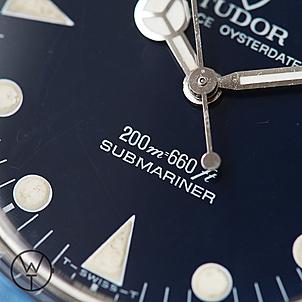 TUDOR Submariner Ref. 79090