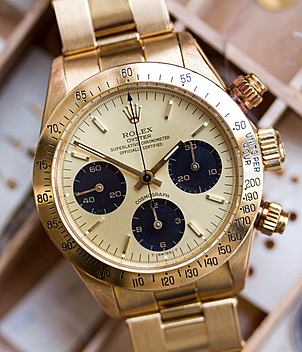 Rolex Vintage Daytona Cosmograph Ref. 6265 Jahr 1986 Herrenuhren | Meertz World of Time