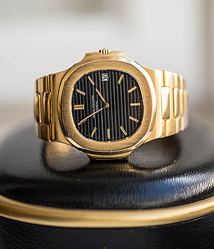 Patek Philippe Nautilus Ref. 3700 Jahr 1976 Herrenuhren, Vintage | Meertz World of Time