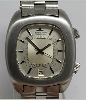 Jaeger LeCoultre Memovox year ca. 1970 Gents Watches, Vintage | Meertz World of Time