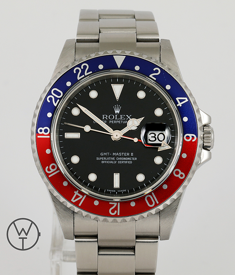 Rolex GMT RefId 16710 year 2007 Gents Watches | Meertz World of Time