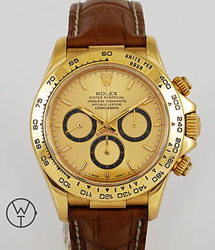 Rolex Daytona Cosmograph Ref. 16518 year 1992 Gents Watches | Meertz World of Time
