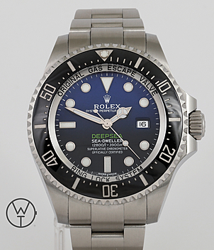 Rolex Sea Dweller Deepsea Ref. 116660 year 2018 Gents Watches | Meertz World of Time