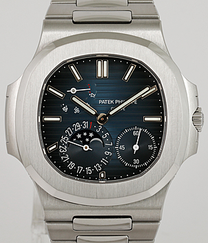 Patek Philippe Nautilus Ref. 5712/1A-001 year 2015 Gents Watches | Meertz World of Time